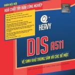 COR H-502 TẨY CẶN ỐNG DẪN NƯỚC TUẦN HOÀN