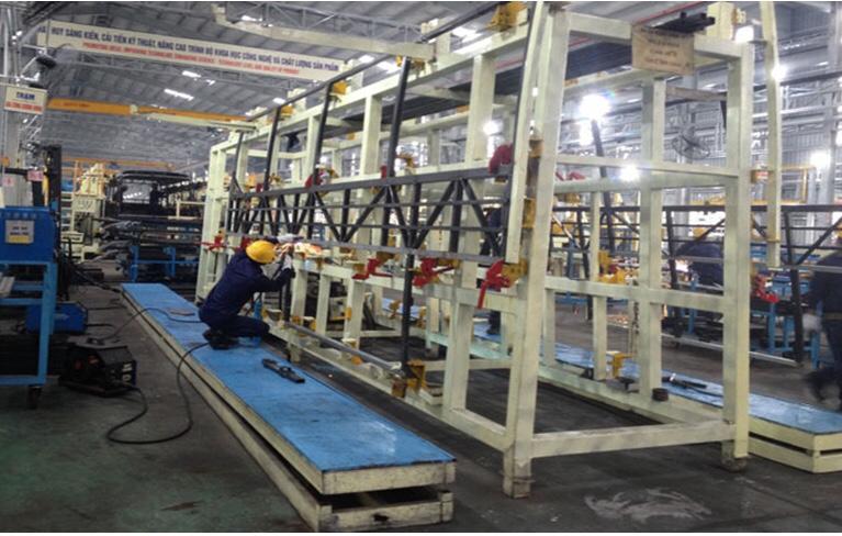 hình ảnh nhà máy đối tác