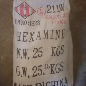 HEXAMINE C6H12N4 DT