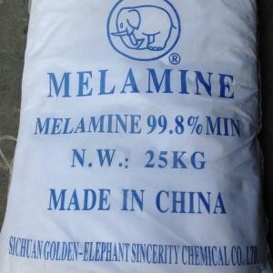 MELAMINE C3H6N6 DT